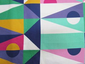 Great value 274cm Wide- Geo Quilt Backs- DV3601 available to order online Australia