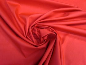 Great value Smooth Cotton Poplin- Red #5770 available to order online Australia