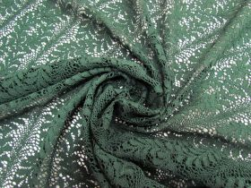 Great value ONE OFF Fern Green Lace- 3m Piece CL1027 available to order online Australia