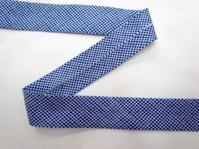 Great value A Day In The Country Bias- Crosshatch Check- Mood Indigo available to order online Australia
