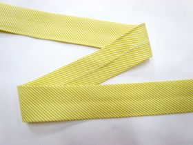 Great value A Day In The Country Bias- Pinstripe- Lime Yellow available to order online Australia