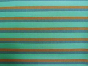 Great value Lanna Woven Cotton- Around The Bay Shot Stripe available to order online Australia