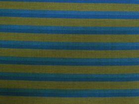 Great value Lanna Woven Cotton- Golden Mtn Climb Shot Stripe available to order online Australia
