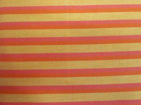 Great value Lanna Woven Cotton- Sunset Traveller Shot Stripe available to order online Australia