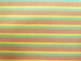Great value Lanna Woven Cotton- Where Ever You Travel Shot Stripe available to order online Australia