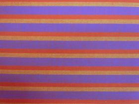 Great value Lanna Woven Cotton- Boho Spirited Shot Stripe available to order online Australia
