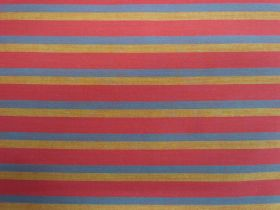 Great value Lanna Woven Cotton- Spice My Life Shot Stripe available to order online Australia