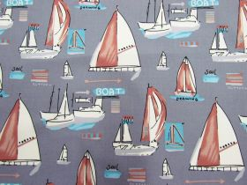 Great value Yacht Club Cotton- Grey available to order online Australia