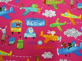 Great value Vacation Animals Cotton available to order online Australia
