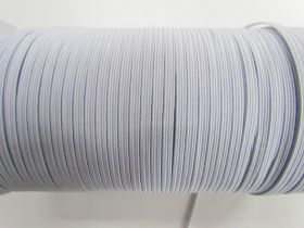 Great value 3mm Braided Elastic- White #1004M available to order online Australia