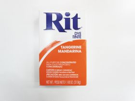 Great value Rit All Purpose Powder Dye- Tangerine available to order online Australia