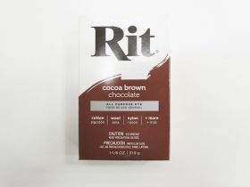 Great value Rit All Purpose Powder Dye- Cocoa Brown available to order online Australia