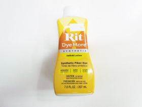 Great value Rit DyeMore® Synthetic Liquid Dye- Daffodil Yellow available to order online Australia