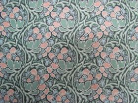 Great value Liberty Cotton- Dianthus Dreams- Green- 04775649Y- The Hesketh House Collection available to order online Australia