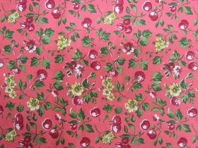 Great value Liberty Cotton- Wild Cherry- 04775627X- The Orchard Garden Collection available to order online Australia