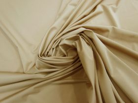 Great value 2-Way Stretch Recycled Polyester Lining- Honey Beige #5798 available to order online Australia