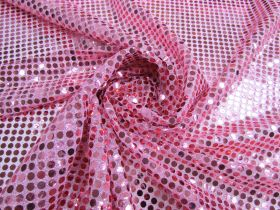 Great value 6mm American Sequins- Pink available to order online Australia