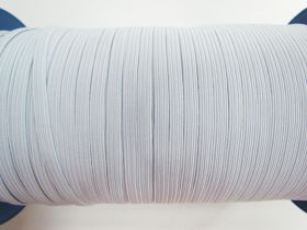 Great value 5mm Braided Elastic- Grey White #1024M available to order online Australia