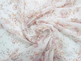 Great value Margot Floral Silk Cotton #5861 available to order online Australia