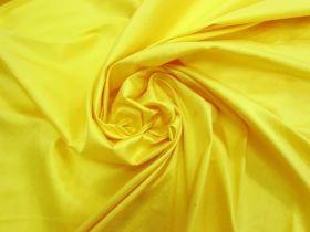 Great value Silk Dupion- Sunshine Yellow #5873 available to order online Australia