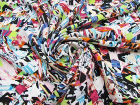 Great value Scatterbrained Lightweight Crepe #4417 available to order online Australia