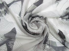 Great value *Seconds* Delicate Deco Silk Chiffon #5884 available to order online Australia