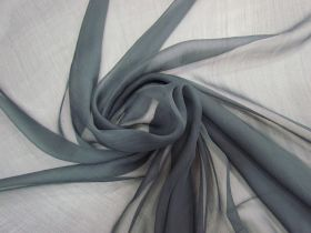 Great value Yoryu Silk Chiffon- Cold Grey #5892 available to order online Australia