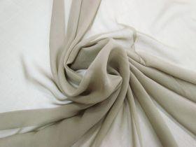 Great value Silk Georgette- Worn Khaki #5894 available to order online Australia