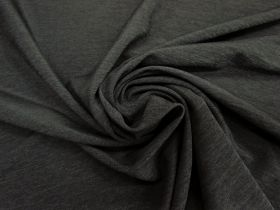Great value Double Knit Jersey- Textured Charcoal #4446 available to order online Australia