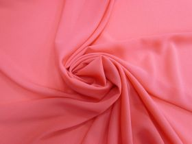 Great value Crepe Georgette- Sweet Watermelon #4464 available to order online Australia