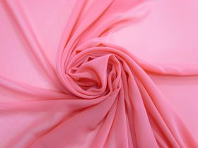 Great value Lightweight Georgette- Snapdragon Pink #4465 available to order online Australia