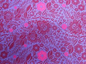 Great value Anna Maria Horner Passionflower- Lace- Lush available to order online Australia