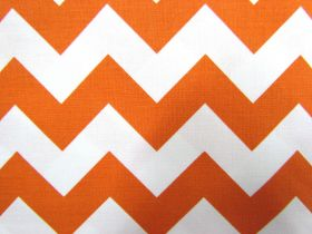 Great value Medium Chevron- Orange available to order online Australia