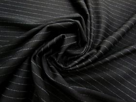 Great value Soft Pinstripe Ponte Knit #2373 available to order online Australia