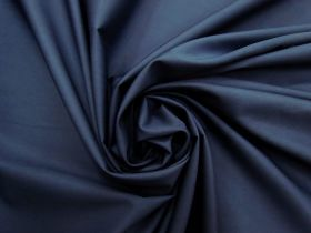 Great value Smooth Cotton Poplin- Navy #4478 available to order online Australia