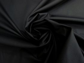 Great value Smooth Cotton Poplin- Black #4479 available to order online Australia