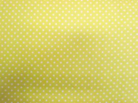 Great value Simple Tiny Spot Cotton- Fresh Yellow #PW1012 available to order online Australia