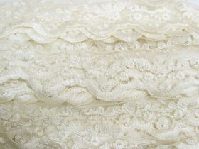 Great value 45mm Wedding Cake Frosting Lace Trim #459 available to order online Australia