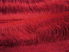 Great value 10cm Fringe- Ruby Red #463 available to order online Australia