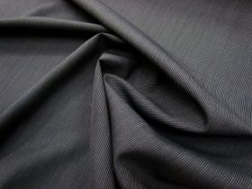 Great value Wool Blend Fine Pinstripe Suiting- Dark Ink available to order online Australia