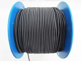Great value Jumbo Bungee Cord Elastic- Carbon Black #469 available to order online Australia