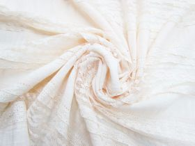 Great value Sweet Escape Cotton Blend Lace- Soft Peach #4501 available to order online Australia