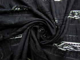 Great value Sweet Escape Cotton Blend Lace- Black #4500 available to order online Australia