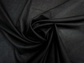 Great value Light & Fusible Woven Interfacing- Black #4517 available to order online Australia
