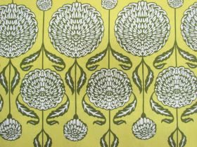 Great value Birch Farm Cotton- Chrysanthemum Blooms- Sage available to order online Australia