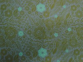 Great value Anna Maria Horner Passionflower Cotton- Lace- Burm available to order online Australia