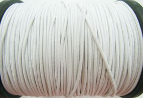 Great value 2mm Round Elastic- Off White #470 available to order online Australia