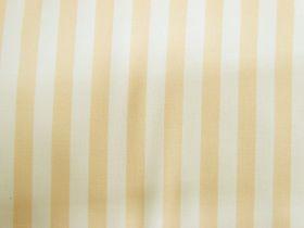 Great value Staple Stripe Cotton- Banana Cream #DV303 available to order online Australia