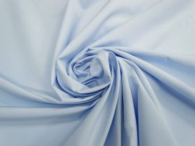 Great value Smooth Cotton Blend Shirting- Airy Blue #4563 available to order online Australia