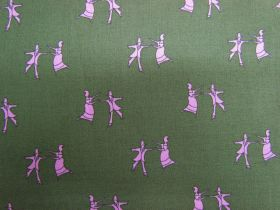 Great value Folk Art Revolution Cotton- Line Dancing- Tradition available to order online Australia